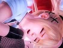 DEAD OR ALIVE 5 Ultimate マリー・ローズ コスチューム タイトル