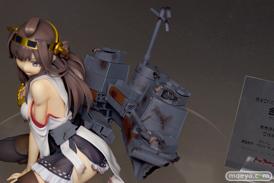 マックスファクトリー 艦隊これくしょん-艦これ- 金剛 中破ver. サンプル レビュー 戦艦部分 02