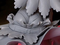 【宮沢展示会33】原型は原型は宮川武氏!クレイズ「Fate/EXTRA CCC セイバー」 新作フィギュア無彩色サンプル