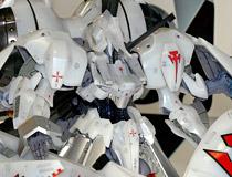 【HR11】6月28日一般発売開始!ボークス「1/100 L.E.D. MIRAGE V3」 新作プラモデル彩色サンプル