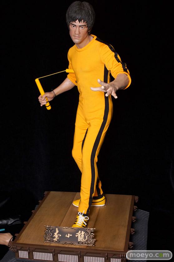 ブリッツウェイ 没後40周年記念 死亡遊戯 1/3インフィニットスケールスタチュー ハイブリッドタイプ ブルース・リー 全身 01