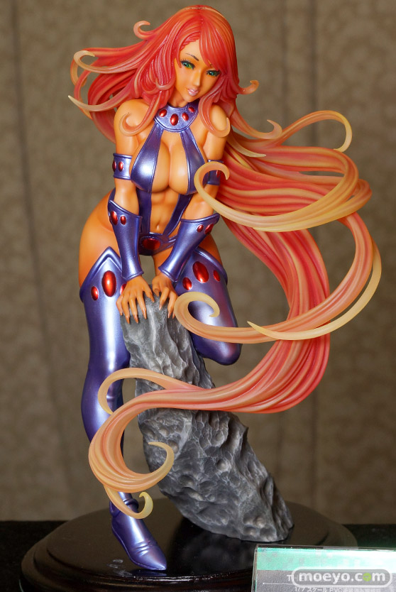 コトブキヤ DC COMICS美少女 THE NEW TEEN TITANS スターファイア 全身 01
