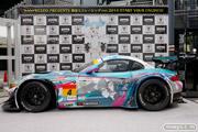バンプレスト レーシングミク2014 プライズ ミク痛車 02