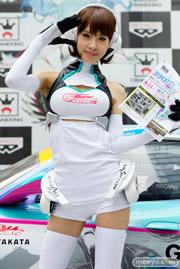 バンプレスト レーシングミク2014 プライズ レースクイーン 02