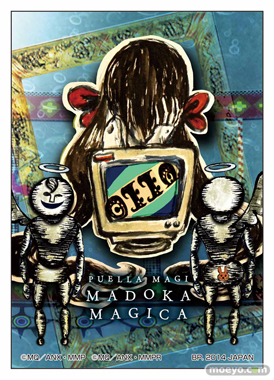 一番くじプレミアム 劇場版 魔法少女まどか☆マギカ~スペシャルリミテッド~ J賞 クリアファイル&ステッカー 11