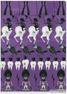 一番くじプレミアム 劇場版 魔法少女まどか☆マギカ~スペシャルリミテッド~ J賞 クリアファイル&ステッカー 26