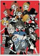 一番くじプレミアム 劇場版 魔法少女まどか☆マギカ~スペシャルリミテッド~ J賞 クリアファイル&ステッカー 27