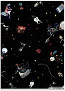 一番くじプレミアム 劇場版 魔法少女まどか☆マギカ~スペシャルリミテッド~ J賞 クリアファイル&ステッカー 28