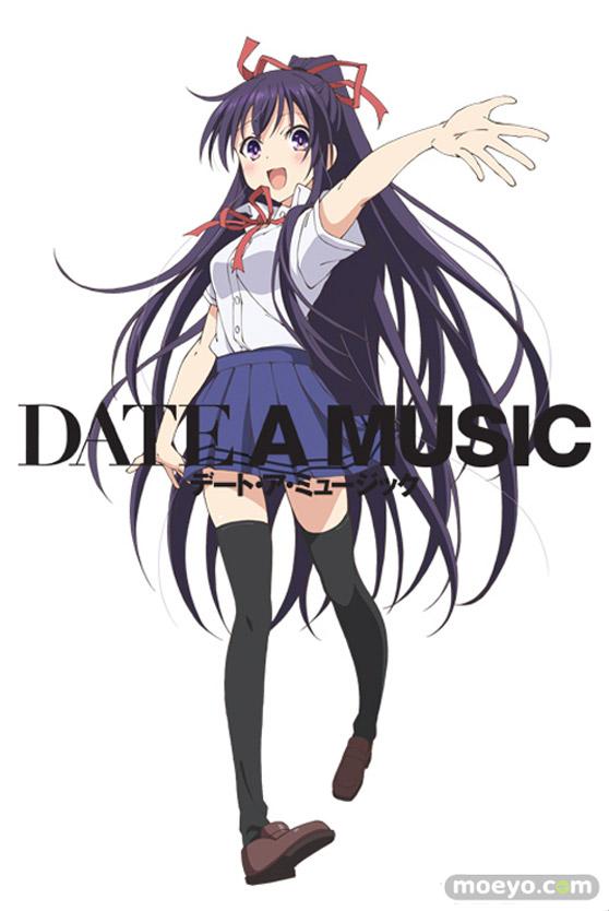 「デート・ア・ライブ」初の音楽イベント 『DATE A MUSIC』 イープラスにてチケットの第2次先行抽選販売中!! メインビジュアル