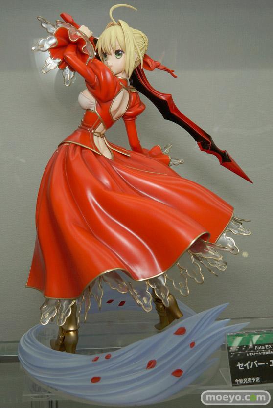コトブキヤ Fate/EXTRA セイバー・エクストラ 全身 01