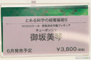 キューポッシュ1さい☆生誕祭 とある科学の超電磁砲S 御坂美琴 POP