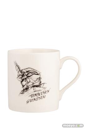 一番くじ 機動戦士ガンダムUC プレリュードオブエピソード7 F賞 アートマグカップ(全2種) 01