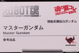 バンダイ 魂の夏コレ2014 ガンダム 魂ネイション ROBOT魂 マスターガンダム POP
