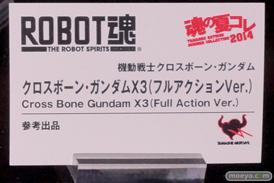 バンダイ 魂の夏コレ2014 ガンダム 魂ネイション ROBOT魂 クロスボーン・ガンダムX3(フルアクションVer.) POP