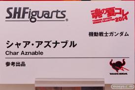 バンダイ 魂の夏コレ2014 ガンダム 魂ネイション S.H.Figarts シャア・アズナブル POP