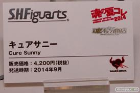 バンダイ 魂の夏コレ2014 美少女 魂ネイション S.H.Figuarts キュアサニー POP