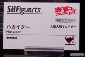バンダイ 魂の夏コレ2014 キャラクター 魂ネイション S.H.Figarts ハカイダー POP