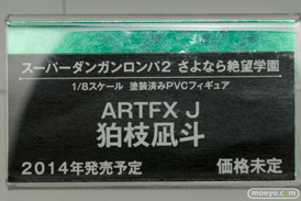 メガホビEXPO2014 Spring コトブキヤ スーパーダンガンロンパ2 さよなら絶望学園 ARTFX J 狛枝凪斗