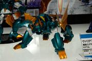 メガホビEXPO2014 Spring メガハウス メカ ヴァリアブルアクション 魔動王グランゾート ヒドラム 03
