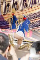 メガホビEXPO2014 Spring コスプレ シギィ 聖なるポーズ トモエ メガちゃん ハウスさん 03
