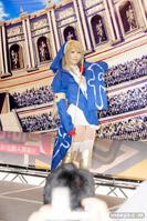メガホビEXPO2014 Spring コスプレ シギィ 聖なるポーズ トモエ メガちゃん ハウスさん 04