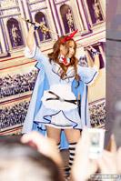 メガホビEXPO2014 Spring コスプレ シギィ 聖なるポーズ トモエ メガちゃん ハウスさん 07