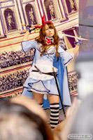 メガホビEXPO2014 Spring コスプレ シギィ 聖なるポーズ トモエ メガちゃん ハウスさん 08