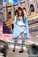 メガホビEXPO2014 Spring コスプレ シギィ 聖なるポーズ トモエ メガちゃん ハウスさん 09
