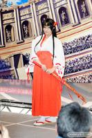メガホビEXPO2014 Spring コスプレ シギィ 聖なるポーズ トモエ メガちゃん ハウスさん 10