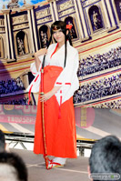 メガホビEXPO2014 Spring コスプレ シギィ 聖なるポーズ トモエ メガちゃん ハウスさん 11