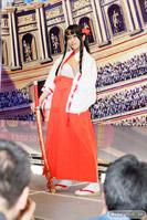 メガホビEXPO2014 Spring コスプレ シギィ 聖なるポーズ トモエ メガちゃん ハウスさん 12