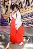 メガホビEXPO2014 Spring コスプレ シギィ 聖なるポーズ トモエ メガちゃん ハウスさん 13
