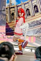 メガホビEXPO2014 Spring コスプレ シギィ 聖なるポーズ トモエ メガちゃん ハウスさん 15