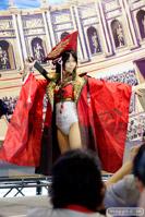 メガホビEXPO2014 Spring コスプレ シギィ 聖なるポーズ トモエ メガちゃん ハウスさん 19