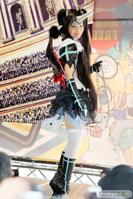 メガホビEXPO2014 Spring コスプレ シギィ 聖なるポーズ トモエ メガちゃん ハウスさん 22