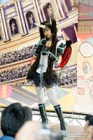 メガホビEXPO2014 Spring コスプレ シギィ 聖なるポーズ トモエ メガちゃん ハウスさん 25