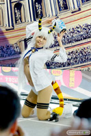メガホビEXPO2014 Spring コスプレ シギィ 聖なるポーズ トモエ メガちゃん ハウスさん 29