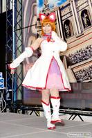 メガホビEXPO2014 Spring コスプレ シギィ 聖なるポーズ トモエ メガちゃん ハウスさん 30