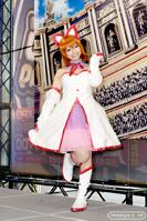 メガホビEXPO2014 Spring コスプレ シギィ 聖なるポーズ トモエ メガちゃん ハウスさん 32