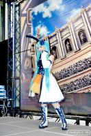 メガホビEXPO2014 Spring コスプレ シギィ 聖なるポーズ トモエ メガちゃん ハウスさん 34