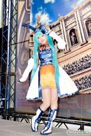 メガホビEXPO2014 Spring コスプレ シギィ 聖なるポーズ トモエ メガちゃん ハウスさん 35