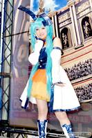 メガホビEXPO2014 Spring コスプレ シギィ 聖なるポーズ トモエ メガちゃん ハウスさん 37