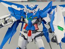 【TTS2014】「HGBF ガンダムアメイジングエクシア」など バンダイブース新作ガンプラ特集