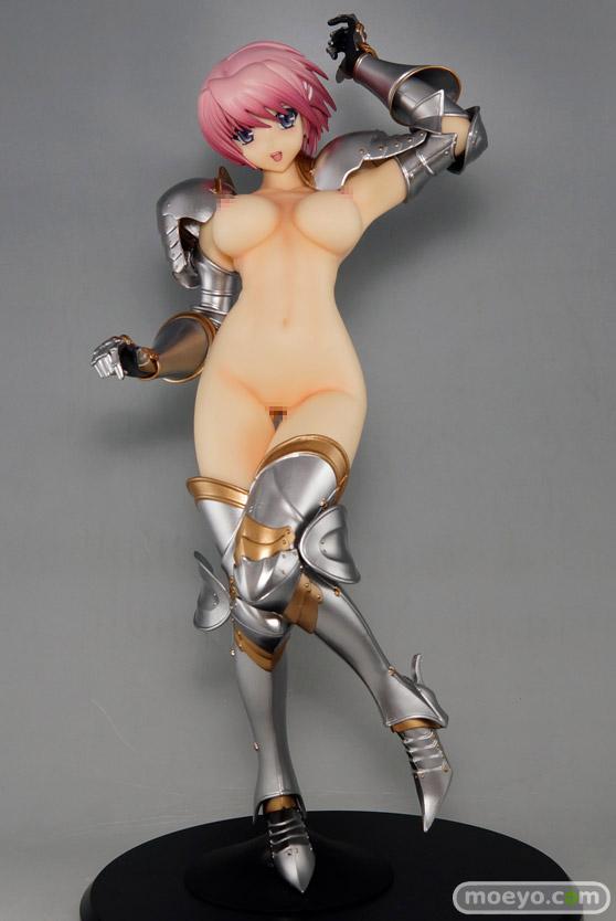 ダイキ工業 ワルキューレロマンツェ[少女騎士物語]希咲美桜 フィギュア キャストオフ 画像 12