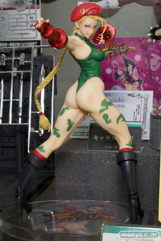 コトブキヤ STREET FIGHTER美少女 キャミィ フィギュア 画像 ウル4 スパ4 01