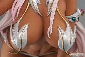 オーキッドシード イベント限定 クイーンズブレイド美しき闘士たち アレイン フィギュア 画像 白 キャストオフ 17