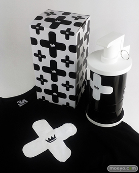 THE WORLD OF POPBOT Popbot TK GRENADE CONTAINER + WONDERFEST TEE(トゥモローキングコンテナ付属ワンフェス限定Tシャツ)