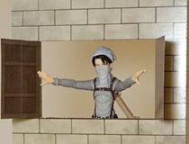 【WF2014夏】それは重大な問題だ… 早急に取り掛かるぞ。「あの窓」のシーンも再現可能なマックスファクトリー「figma 進撃の巨人 リヴァイ お掃除ver.」 新作フィギュア彩色サンプル画像レビュー