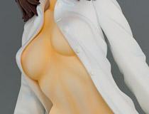 スカートとパンツは自己責任でキャストオフ可能!ダイキ工業「センセ。杉浦伊吹」 新作MOLOフィギュア彩色サンプル画像レビュー