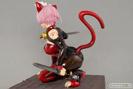 レチェリー フェアリーテイルフィギュア ヴィランズ vol.02 暗殺者のチェシャ猫 ハートレッドメイドver. 画像 フィギュア 06